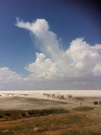 Lake Tuz: THE salt lake