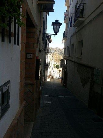 Casa Abilio: Calle de Alora