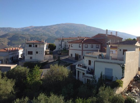Pinos del Valle, Spania: Another view from balcony