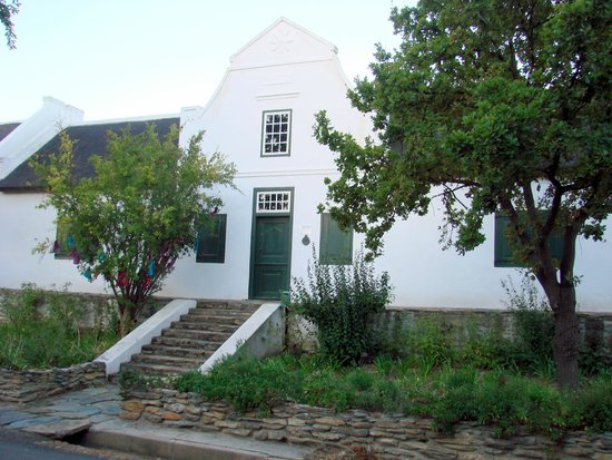 Old Town Tulbagh : 26 Church Street originally home of Jacob de Bruyn