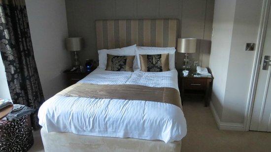 Norway Inn: Bedroom