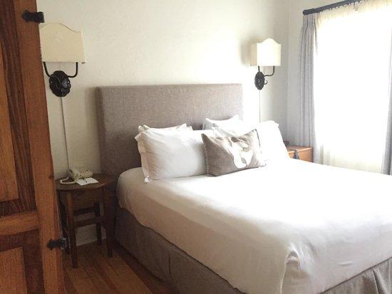 Hotel St. Francis: Quaint & cozy!