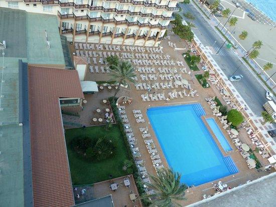 ريو بيلبلايا - أول إنكلوسيف: Pool area
