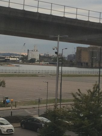 Premier Inn London Docklands (Excel) Hotel: View from room
