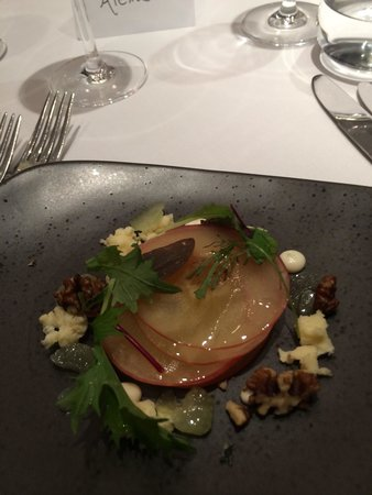 Searcys | The Gherkin : Waldorf salad