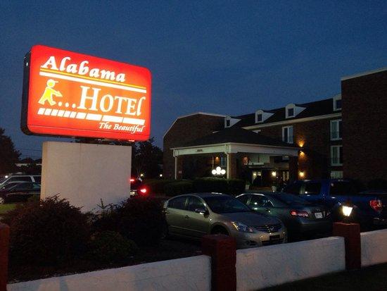 The Alabama Hotel: Alabama Hotel ~ The Beautiful