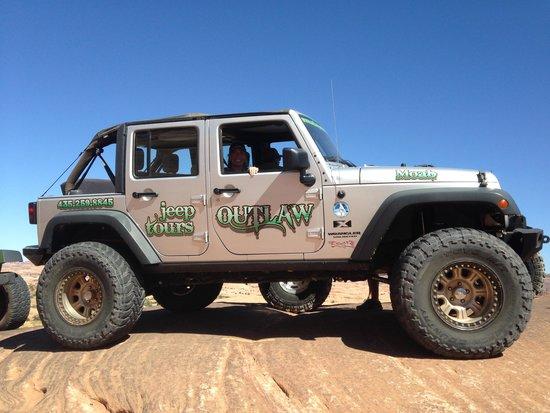 Salt Lake City Jeep Tours