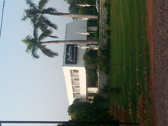 Radisson Jass Hotel Khajuraho: Small In Hight Big In Hearts