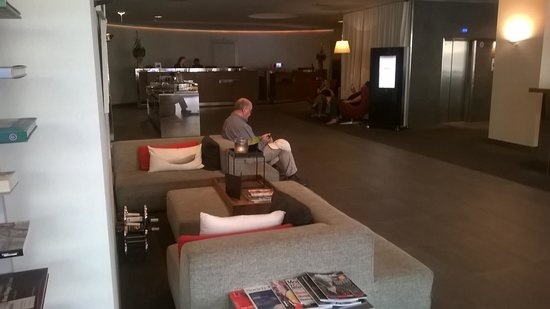Park Hotel Amsterdam: Comfortable seating for a drink or coffee