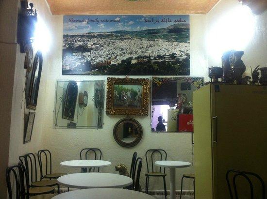 Berrada Family restaurant : Le restaurant