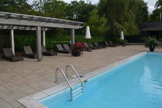 Langdon Hall Country House Hotel & Spa : Pool