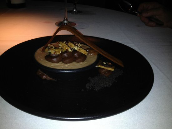 Stars Restaurant - Rooftop & Grill Room: Amazing Chocolate