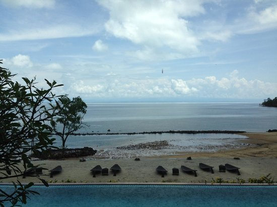 Na Tara Resort: View from room