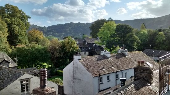 The Inn at Grasmere: View from room