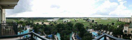 Omni Orlando Resort at Championsgate: AMAZING VIEWS