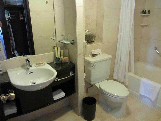Shangri-La Hotel, Changchun : bathroom