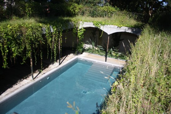 Hotel Ville d'Hiver : Swimming pool