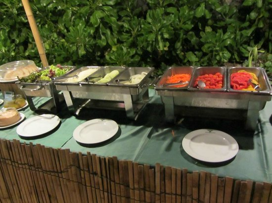 Baitong Restaurant Chaweng Beach: Baitong Restaurant at the Banana Fan Sea Resort