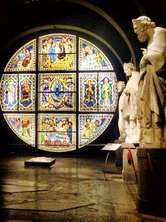 Museo dell'Opera Metropolitana: impresionante