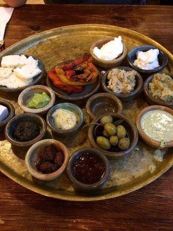 Tzel Tamar: Breakfast