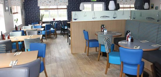 Thompsons Fish Restaurant: This is our referbished restaraunt
