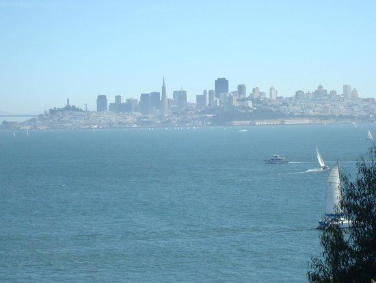 Cavallo Point: View from grounds