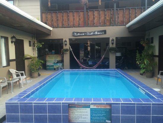 Hotel Perico Azul: Small and intimate!