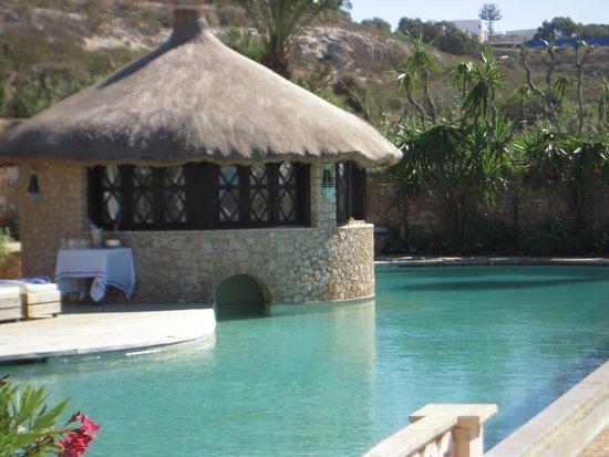 La Sultana Oualidia : piscine