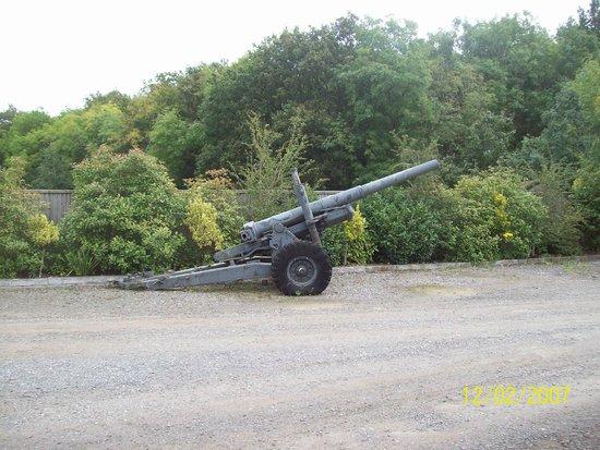 Stratford Armouries Museum: WW2 Artillery