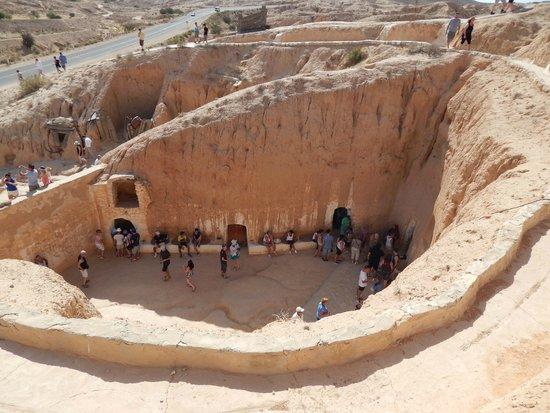 Sahara Desert: Matmata