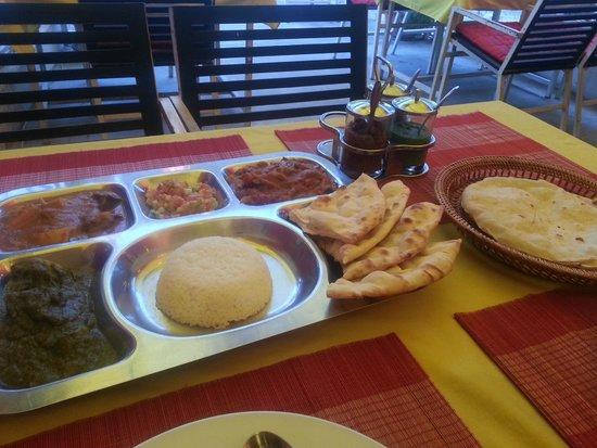 ABABA Curry House : Amazing food
