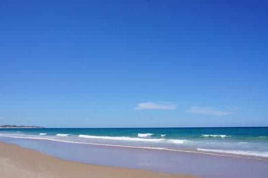 Fatima's Nest: Tofo Beach