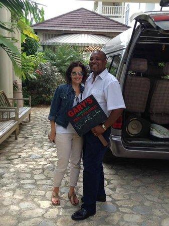 Gary's Jamaican Taxi & Tours: Gary...
