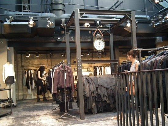 Le Marais: Shopping