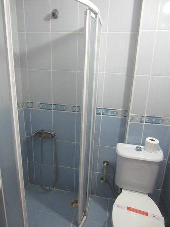 Emin Hotel : Ванная комната