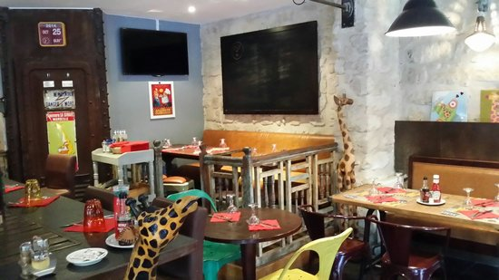 Le Girafon Saint Cloud Restaurant Reviews Phone Number Photos Tripadvisor