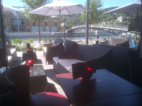 Terrasse photo de windy lounge lyon tripadvisor for Terrasse lyon