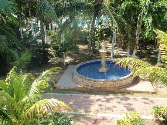 Cocoliso Isla Resort: Vista de la habitación