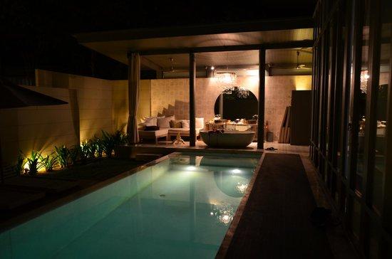 سلال فوكيت ريزورت آند سبا: Pool villa
