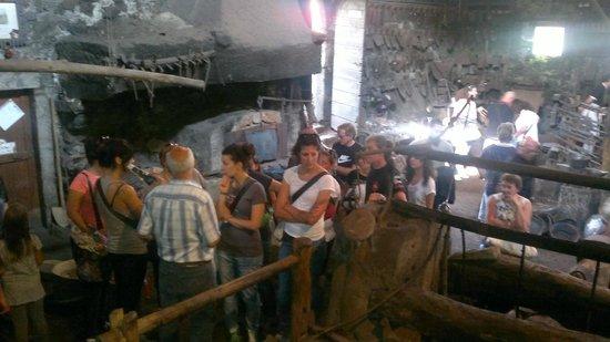 Bienno, Italia: fucina museo