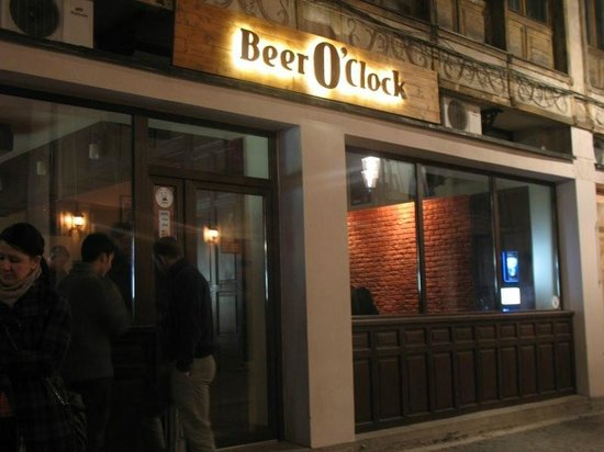 Photo of Pub Beer O'Clock at Gabroveni Nr. 4, Bucharest, Romania