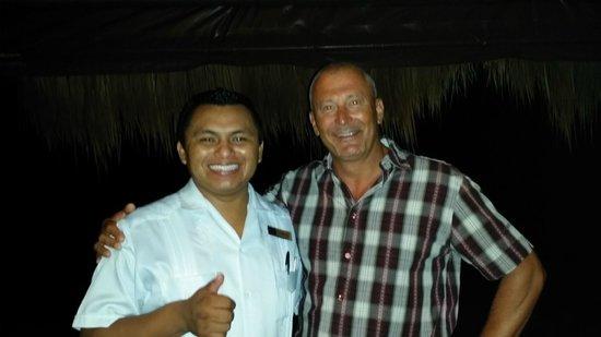 Hotel Caribe: Aberto, un serviteur parfait!