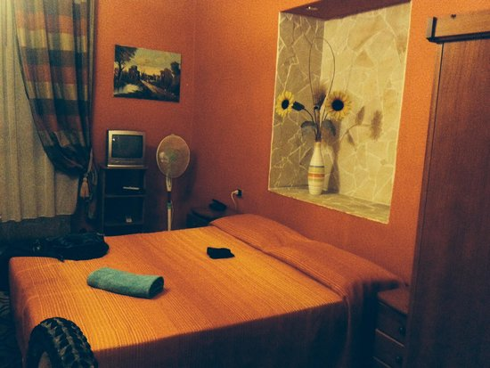 Holland International Rooms: Double room
