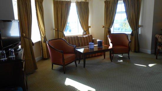 Bloomfield House Hotel, Leisure Club & Spa: Spacious
