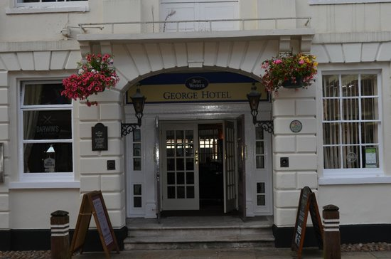 Best Western Lichfield City Centre The George Hotel : The George Hotel, Lichfield UK