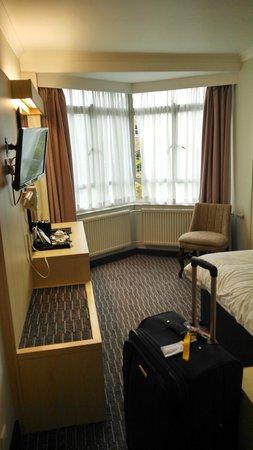 Bedford Hotel : Habitación single
