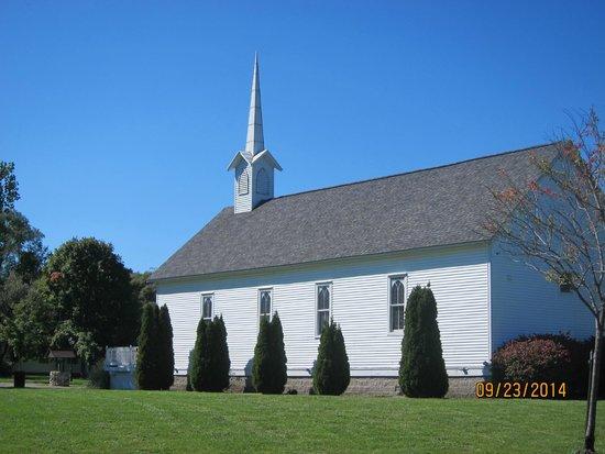 Heritage Park: church