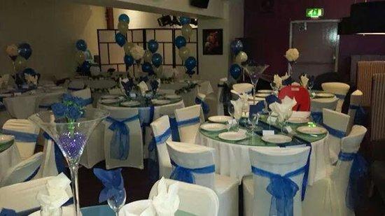 The Albany Hotel: wedding