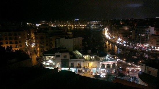 Argento Hotel: Uitzicht uit kamer 502
