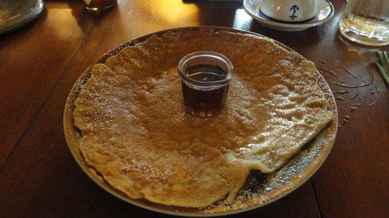 Historic Anchor Inn: Breakfast - om nom!